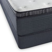 Beautyrest® Platinum™ Spring Grove Plush Pillow Top Queen Mattress Set