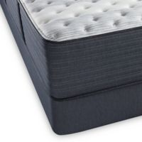 Beautyrest® Platinum™ Haven Pines™ Extra Firm California King Mattress Set