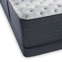 Beautyrest® Platinum™ Haven Pines™ Extra Firm Low Profile King Mattress Set