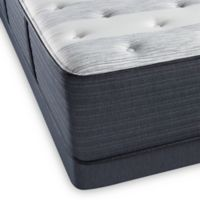 Beautyrest® Platinum™ Haven Pines Luxury Firm Low Profile California King Mattress Set