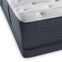 Beautyrest® Platinum™ Haven Pines Plush Low Profile Full Mattress Set