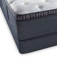 Beautyrest® Platinum™ Haven Pines™ Luxury Firm Pillow Top Twin Mattress Set