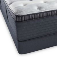 Beautyrest® Platinum™ Haven Pines™ Plush Pillow Top Queen Mattress Set