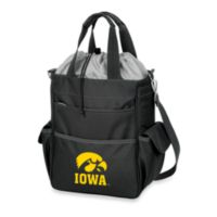 Picnic Time® University of Iowa Collegiate Activo Tote in Black