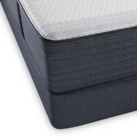 Beautyrest® Platinum™ Hybrid Crescent Valley Luxury Firm King Mattress Set