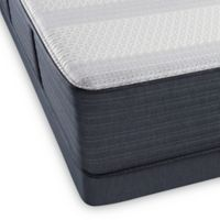 Beautyrest® Platinum™ Atlas Cove™ Low Profile Firm King Mattress Set