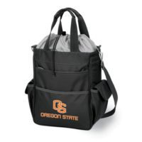 Picnic Time® Oregon State Collegiate Activo Tote in Black