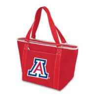 Picnic Time® University of Arizona Collegiate Topanga Cooler Tote in Red