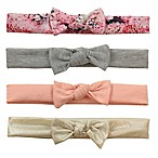 Tiny Treasures 4-Pack Mini Knot Headbands