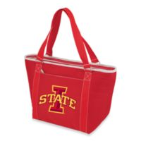 Iowa State Picnic Time® Collegiate Topanga Cooler Tote in Red