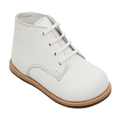 71209c051b5 Josmo® Size 2 Boys' Leather Walk Shoe in White