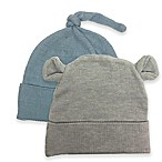 Toby™ NYGB 2-Piece Hat Set in Blue/Grey
