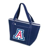 Picnic Time® University of Arizona Collegiate Topanga Cooler Tote in Navy Blue