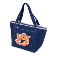 Picnic Time® Auburn University Collegiate Topanga Cooler Tote in Navy Blue