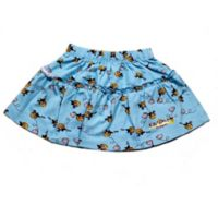 EZ-On BaBeez™ Size 12-18M Honeybee Ruffled Skirt in Aqua