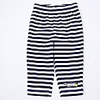 EZ-On BaBeez™ Size 3-6M Striped Pull-On Pant in Blue/White