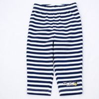 EZ-On BaBeez™ Size 12-18M Striped Pull-On Pant in Blue/White