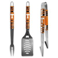 University of Tennessee 3-Piece Tailgate BBQ Set