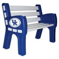University of Kentucky Outdoor Park Bench