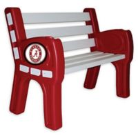University of Alabama Outdoor Park Bench