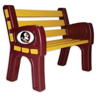 Florida State University Outdoor Park Bench