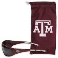 Texas A&M University Sunglasses and Bag Set