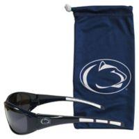 Penn State Univerity Sunglasses and Bag Set