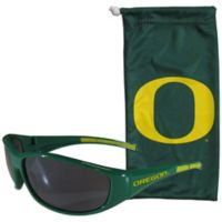 University of Oregon Sunglasses and Bag Set