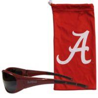 University of Alabama Sunglasses and Bag Set