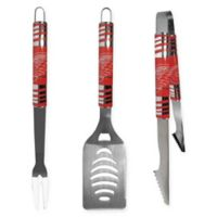 NHL Detroit Red Wings 3-Piece Tailgater BBQ Grill Tool Set