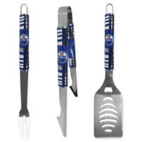 NHL Edmonton Oilers 3-Piece Tailgater BBQ Grill Tool Set