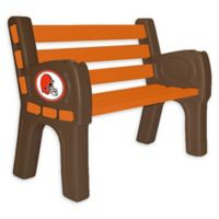 NFL Cleveland Browns Outdoor Park Bench
