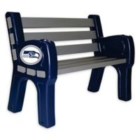 NFL Seattle Seahawks Outdoor Park Bench