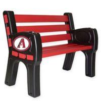 MLB Arizona Diamondbacks Outdoor Park Bench