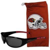NFL Arizona Cardinals Sunglasses with Microfiber Bag Set