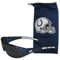 NFL Indianapolis Colts Sunglasses with Microfiber Bag Set