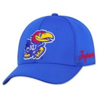 University of Kansas Phenom 1Fit Cap