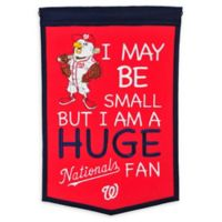 MLB Washington Nationals Lil Fan Traditions Banner