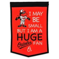 MLB Baltimore Orioles Lil Fan Traditions Banner