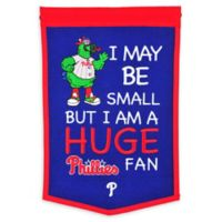 MLB Philadelphia Phillies Lil Fan Traditions Banner