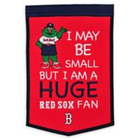 MLB Boston Red Sox Lil Fan Traditions Banner