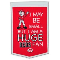 MLB Cincinatti Reds Lil Fan Traditions Banner
