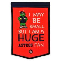 MLB Houston Astros Lil Fan Traditions Banner