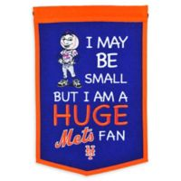 MLB New York Mets Lil Fan Traditions Banner