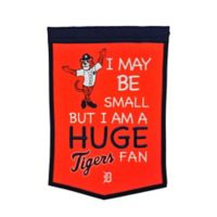 MLB Detroit Tigers Lil Fan Traditions Banner