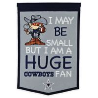 NFL Dallas Cowboys Lil Fan Traditions Banner