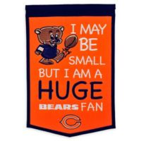 NFL Chicago Bears Lil Fan Traditions Banner
