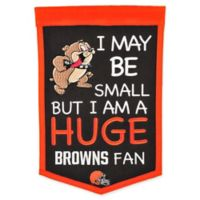 NFL Cleveland Browns Lil Fan Traditions Banner