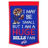NFL Buffalo Bills Lil Fan Traditions Banner