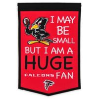 NFL Atlanta Falcons Lil Fan Traditions Banner
